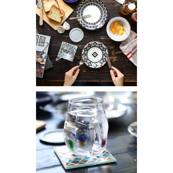 【ガラス/グラス】水玉マグカップ アンティーク ヴィンテージ オシャレ食器 CAFE モダン レトロ 北欧 お洒落 アンティカフェ taw|antiqcafe|03
