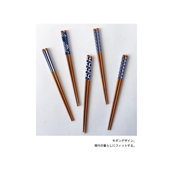 メール便可 竹箸5Pセット カトラリー ギフト アンティカフェ|antiqcafe|04