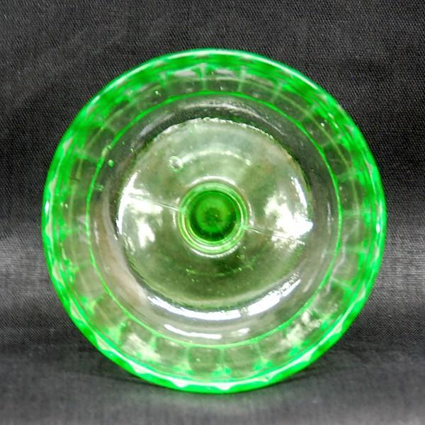 氷コップ 昭和レトロ デットストック グリーン|antiquesjikoh|03