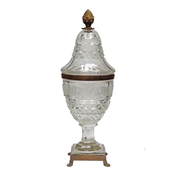 アンティーク フルーツグラス 真鍮|antiquesjikoh