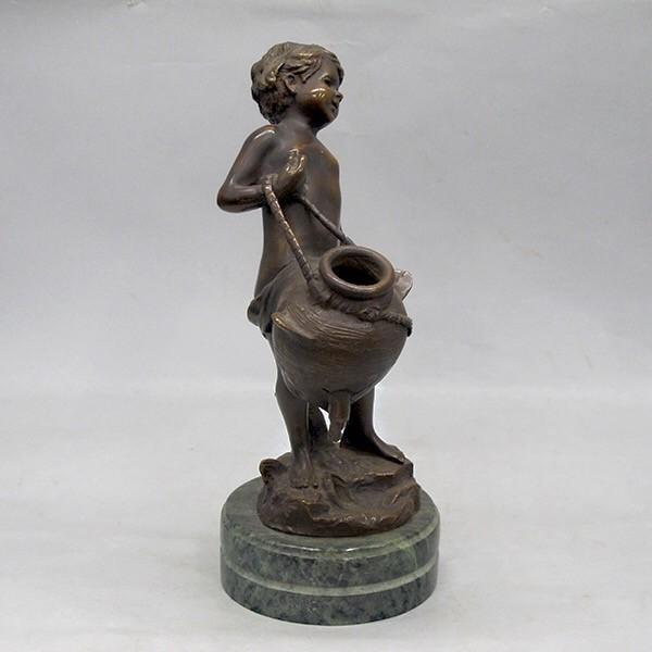 Auguste Moreau(オーギュスト モロー) ブロンズ像|antiquesjikoh|03