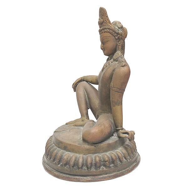 印度 青銅神像 仏像 共箱|antiquesjikoh|03