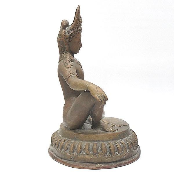 印度 青銅神像 仏像 共箱|antiquesjikoh|05