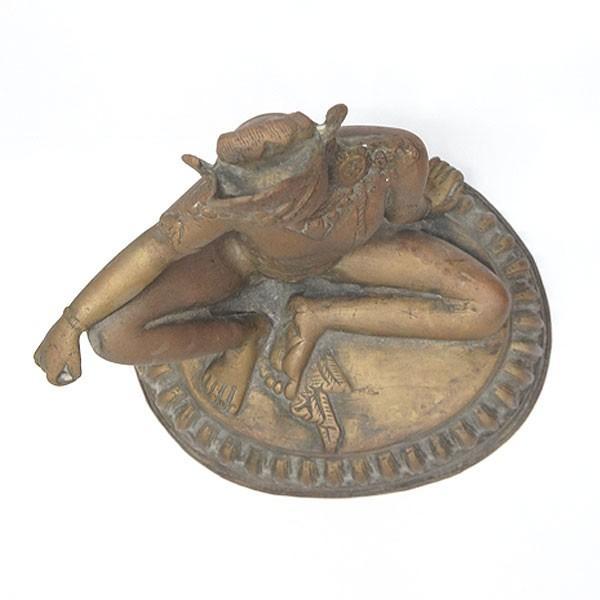 印度 青銅神像 仏像 共箱|antiquesjikoh|06