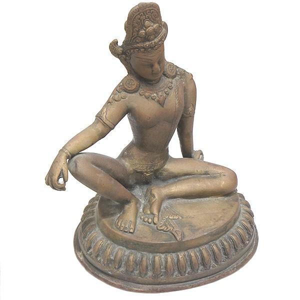 印度 青銅神像 仏像 共箱|antiquesjikoh|09