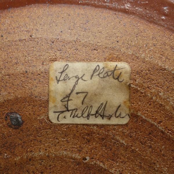 Terry Bellhughes 額皿 英国製 antiquesjikoh 05