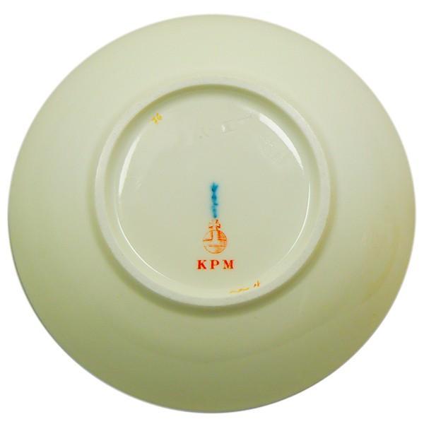 KPM ベルリン王立磁器製陶所 金彩カップ&ソーサー  |antiquesjikoh|12