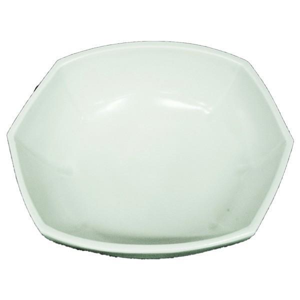竹中浩 白磁 六角 鉢|antiquesjikoh|02