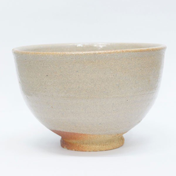 鏡山窯 井上東也 絵唐津茶碗 共箱|antiquesjikoh|04