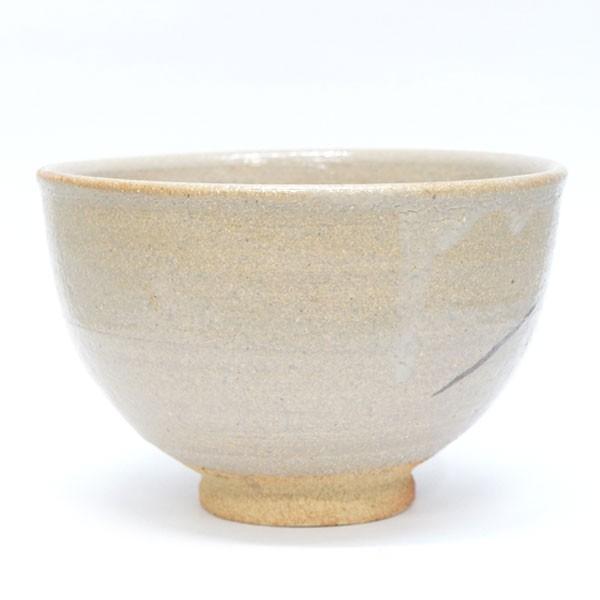 鏡山窯 井上東也 絵唐津茶碗 共箱|antiquesjikoh|05