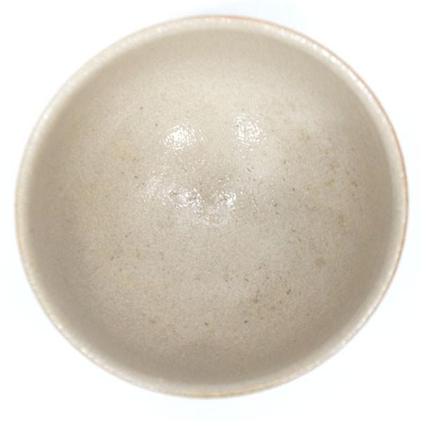 鏡山窯 井上東也 絵唐津茶碗 共箱|antiquesjikoh|06
