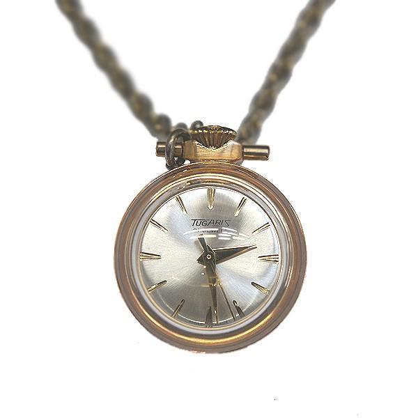 TUGARIS ペンダントウォッチ  スイス製 手巻き時計|antiquesjikoh|02