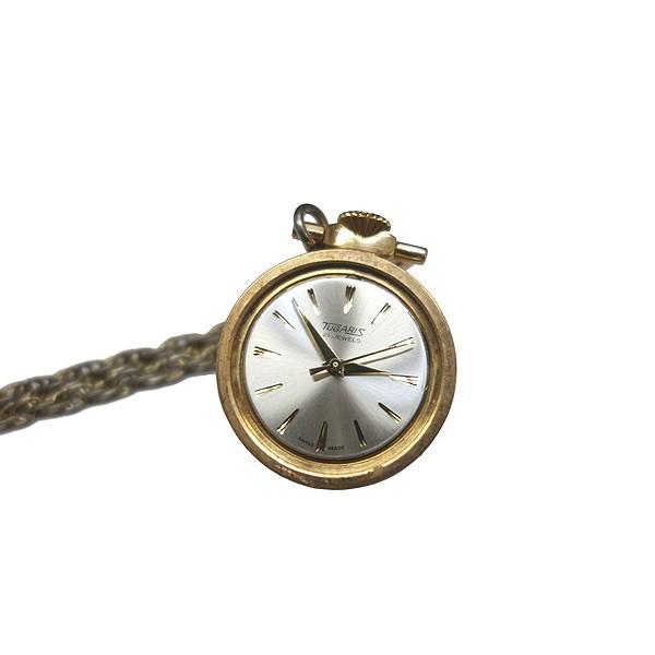 TUGARIS ペンダントウォッチ  スイス製 手巻き時計|antiquesjikoh|06