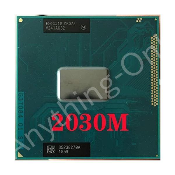 新品TO-WWENXINHZIntelPentium2030MSR0ZZLaptopProcessorSocketG2rPGA9