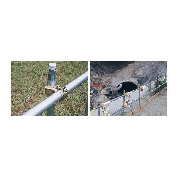 単管杭 くい丸 打ちこみ専用鋼管材 直径48.6mm 長さ 1100mm 君岡鉄工 anzen-signshop 02