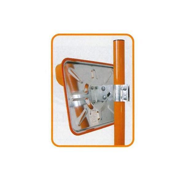 角型カーブミラー ステンレス製 Z 縦450mm×横600mm 道路反射鏡 設置基準合格品 ナック・ケイ・エス anzen-signshop 02