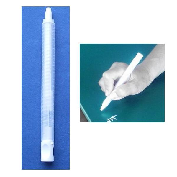 高性能雨天用工事黒板用マーカー 耐水黒板用レインチョーク ゲルチョーク (送料200円ゆうパケット対応  代引除く)|anzen-signshop