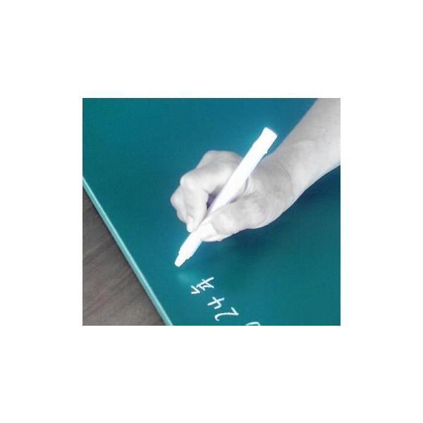 高性能雨天用工事黒板用マーカー 耐水黒板用レインチョーク ゲルチョーク (送料200円ゆうパケット対応  代引除く)|anzen-signshop|04