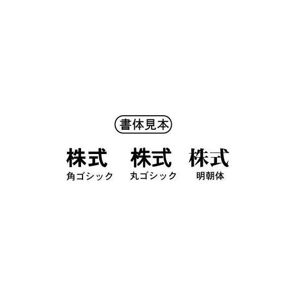 会社名、安全標語看板 特注文字入れ30cm角表示板|anzen-signshop|05