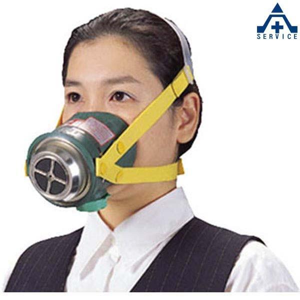 火災避難用マスク 重松製作所 ミニケムラー3 (個人宅発送不可/代引き決済不可)