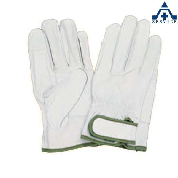 弘進ゴム 革手袋 クレスト No.300 (レインジャー当付)2双セット  作業手袋 作業用手袋 グローブ