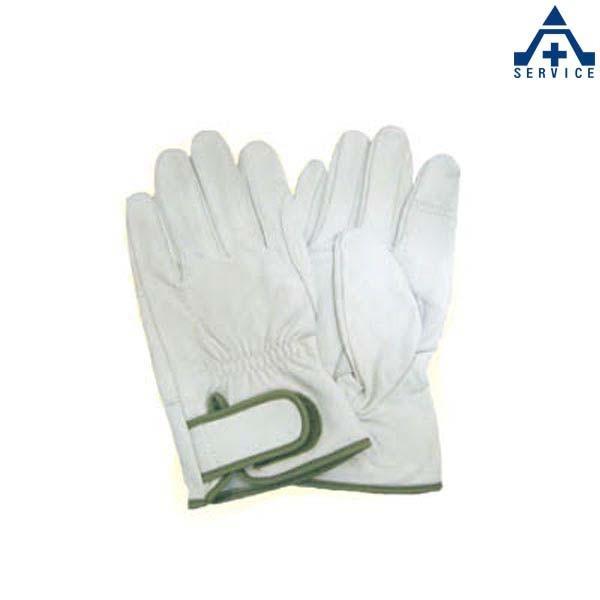 弘進ゴム 牛革手袋 No.284 (当無)2双セット  作業手袋 作業用手袋 グローブ