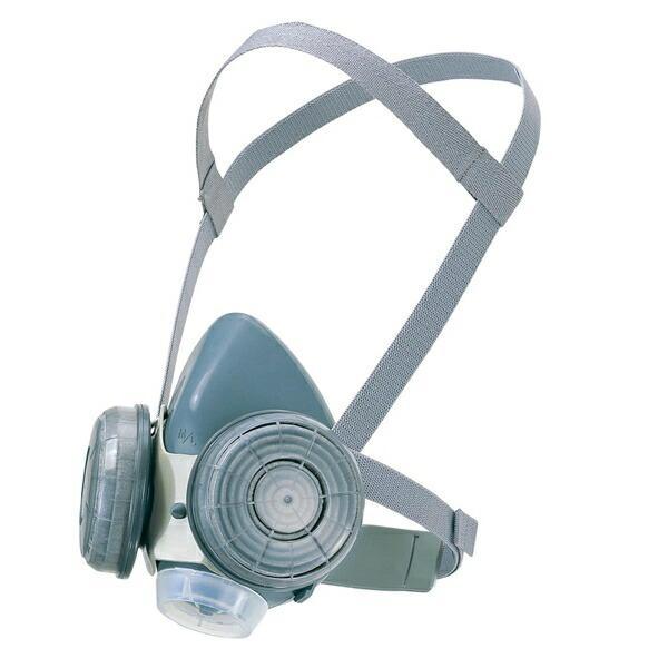 シゲマツ 重松製作所 取替え式防塵マスク DR28SC2-RL2 Mサイズ 防塵マスク 防じんマスク