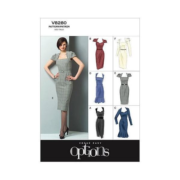 ミスのドレス - C (10-12 - 14) パターン