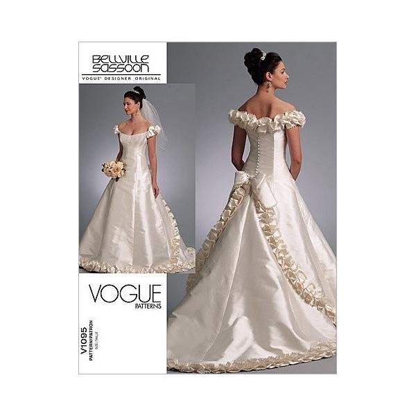 ミスのドレス - D (12-14 - 16) パターン