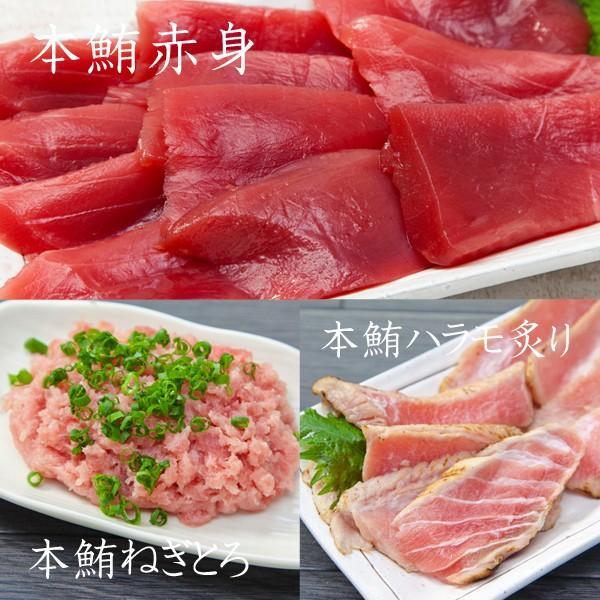 海鮮丼 DX マグロ 福袋セット 本まぐろ お取り寄せ グルメ ギフト まぐろ 鮪|aomonya|03