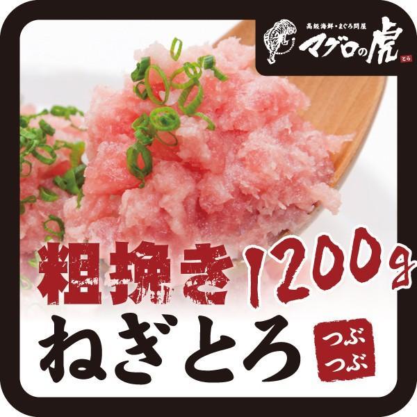 天然マグロ ツブツブ入り 粗挽き ネギトロ1200g(240×5個)  贈り物に まぐろ 海鮮 お取り寄せグルメ