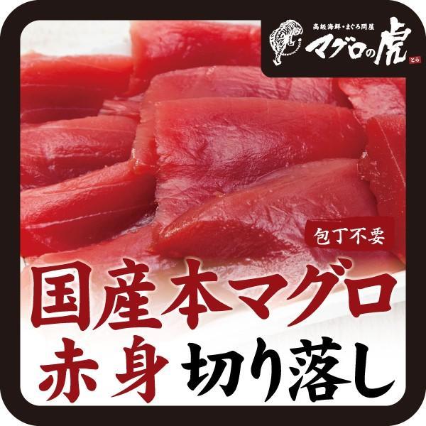 本マグロ 赤身 切り落し 120g  海鮮丼 刺身 国産 お取り寄せ グルメ ギフト まぐろ 鮪|aomonya
