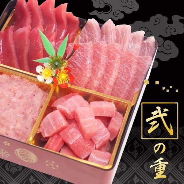 国産 本マグロ マグロおせち 贈り物に まぐろ 海鮮 お取り寄せグルメ|aomonya|03