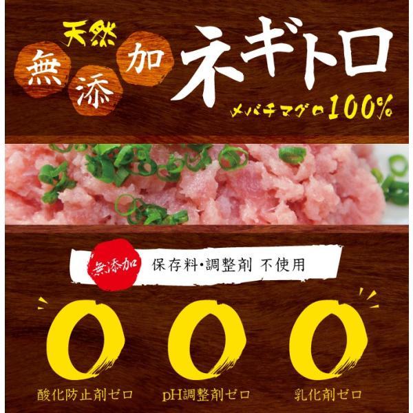 ネギトロ 100g 無添加 天然 マグロ 粗挽き 刺身 お取り寄せ グルメ ギフト まぐろ 鮪|aomonya|03