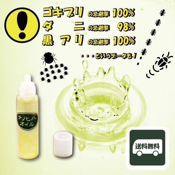 ポイント消化 お試し ナノヒバオイル 9ml 水に溶ける 水溶性 青森ひば お試しサイズ 送料無料|aomorihiba|02