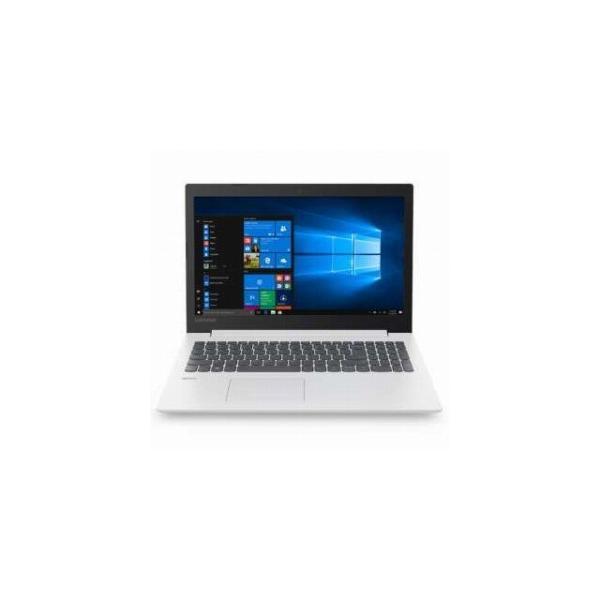 81D1008JJP ノートパソコン Ideapad (アイデアパッド )330 ブリザードホワイト [15.6型 /intel Celeron /HDD:1TB /メモリ:4GB /2018年6月モデル]の画像