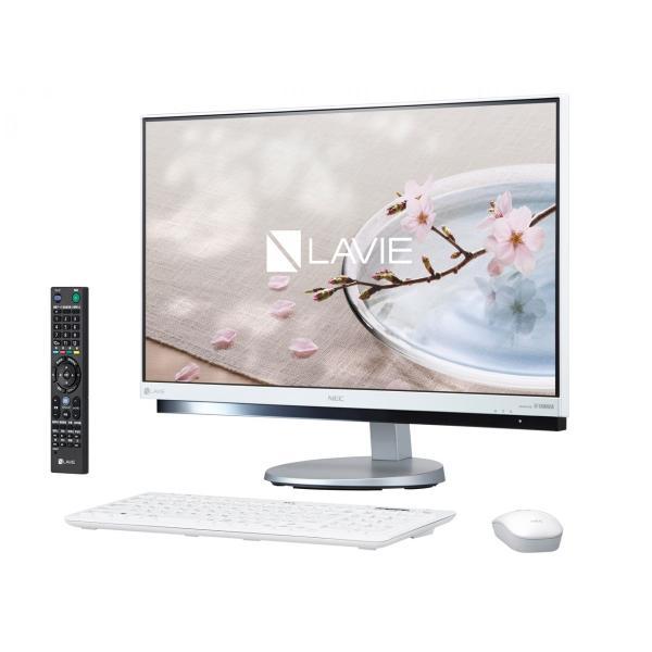 NEC(エヌイーシー) LaVie Desk All-in-one DA770/GA 2017年春モデルの画像