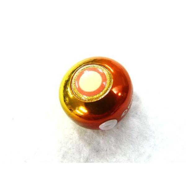 マルキユーECOGEAR TGアクラバヘッド クワセ 60g AH02:ゴールドメタルオレンジ