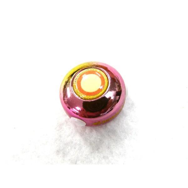 マルキユーECOGEAR TGアクラバヘッド クワセ 80g AH01:ゴールドメタルピンク