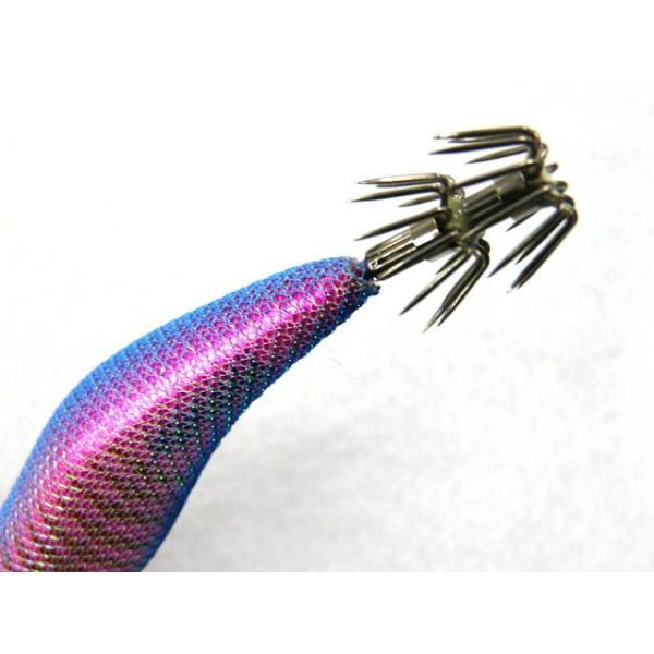 キーストン(KEYSTONE) エギシャープ(Egi Sharp) 3.8号V2 ピンクアジベース/スカイブルー ES38V2-PAS