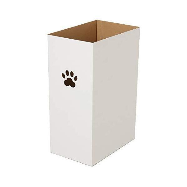 ダンボールゴミ箱45リットル袋対応屋外・イベント用ゴミ箱5枚入りタチバナ産業分別ダストボックスキャ?
