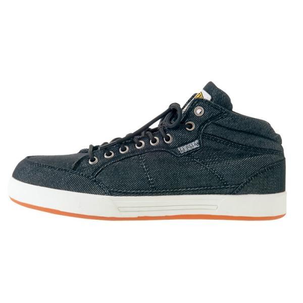 安全靴 ミドルカット メンズ タルテックス TULTEX スニーカー デニムタイプ セーフティーシューズ 51644 作業靴|ap-b|11