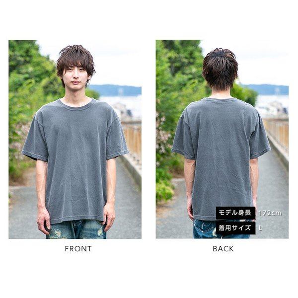 Tシャツ メンズ 半袖 COMFORT COLORS 6.1オンス 厚手 アメカジ 米国仕様 染めT|ap-b|07