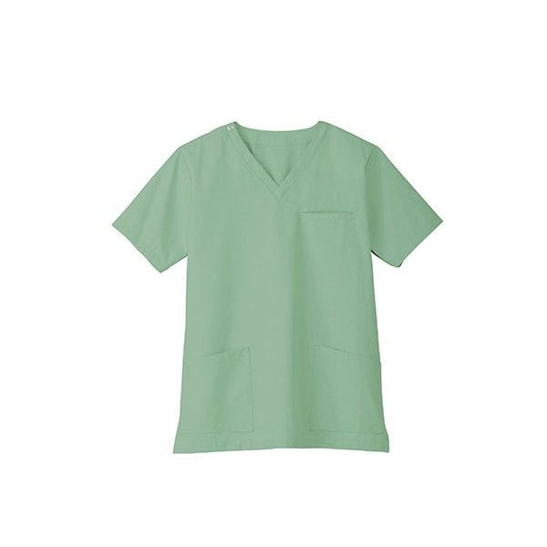 スクラブ 白衣 医療用白衣 白衣 スクラブジャケット 新作 静電 医療 クリニック 制服 ユニフォーム 即日発送可|ap-b|11