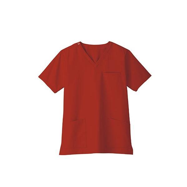 スクラブ 白衣 医療用白衣 白衣 スクラブジャケット 新作 静電 医療 クリニック 制服 ユニフォーム 即日発送可|ap-b|14