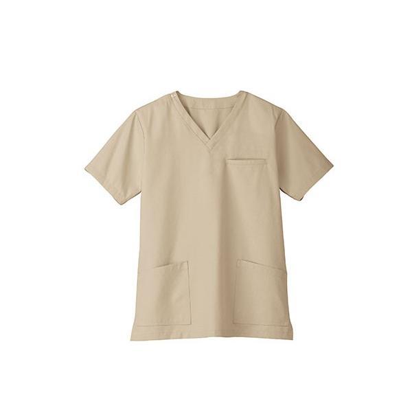 スクラブ 白衣 医療用白衣 白衣 スクラブジャケット 新作 静電 医療 クリニック 制服 ユニフォーム 即日発送可|ap-b|08