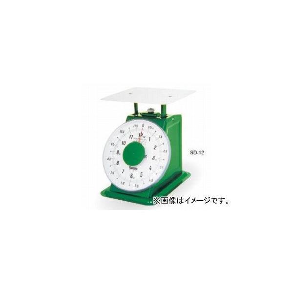 大和製衡/Yamato 普及型上皿はかり 12kg SD-12 JAN:4979916645031