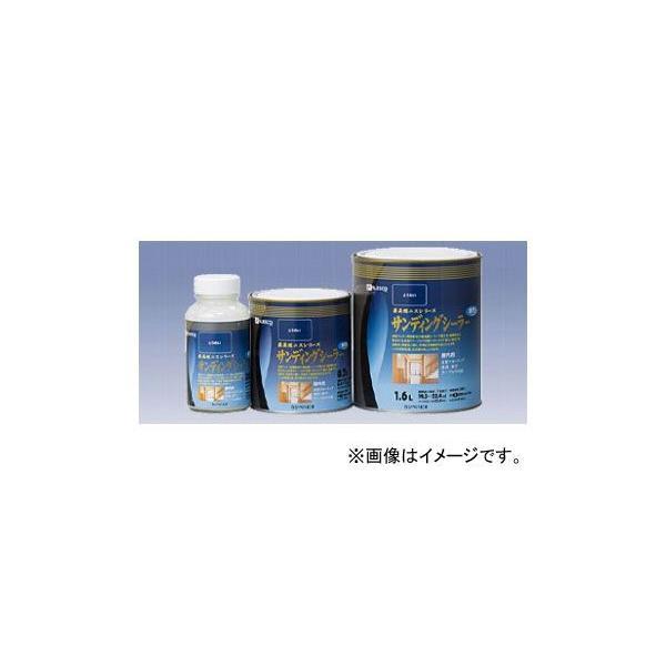 カンペハピオ/KanpeHapio 最高級ニスシリーズ サンディングシーラー 水性 とうめい 0.7L JAN:4972910349356 入数:6缶