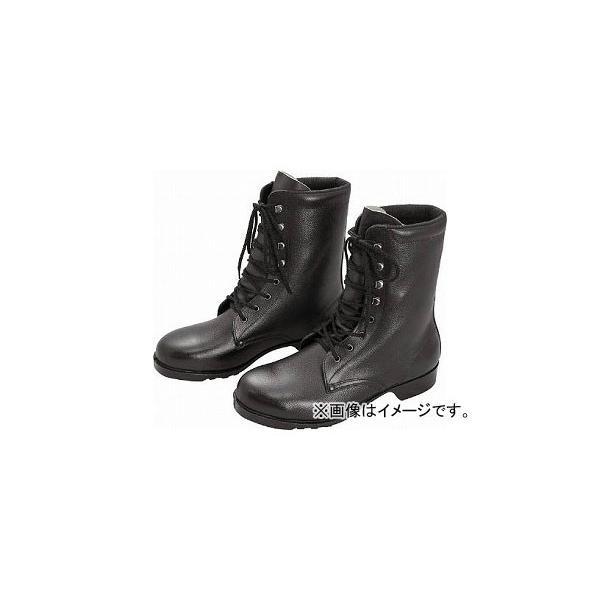 ミドリ安全 ゴム底安全靴 長編上 V213N 28.5cm V213N-28.5(8217954)