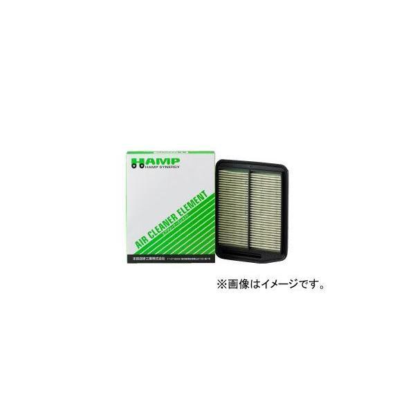 ハンプ エアクリーナーエレメント H1722-RGA-000 ホンダ ライフ JB5・6 P07A 660cc 2003年09月〜